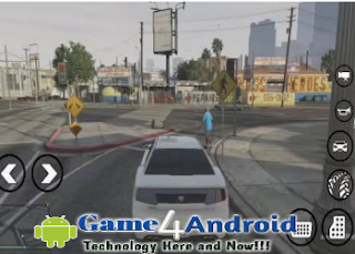 GTA V Apk Obb on Android