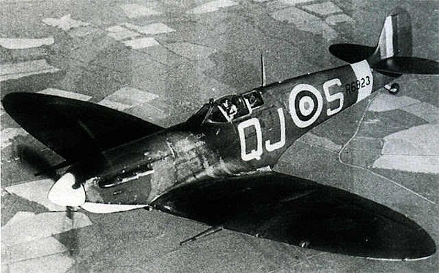 Supermarine Spitfire 23 May 1941 worldwartwo.filminspector.com