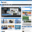 Apriezt Premium Responsive Magazine/News Blogger Template - IVYThemes | High Quality Blogger Templates Collections