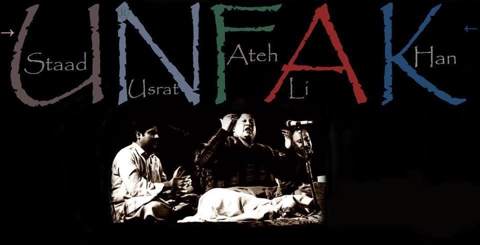 Lyrics Je Tu Akhiyan De Samnay Nai Rehna by Nusrat Fateh Ali Khan