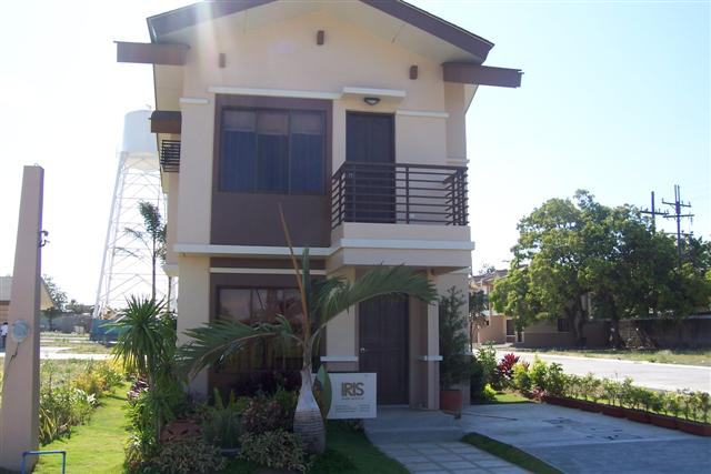 Collection 50 beautiful narrow house design for a 2 story for Up and down house design in the philippines