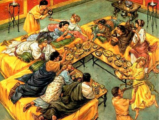 Matrimonio Rituale Romano : Il capodanno romano romanoimpero