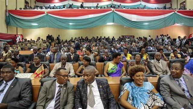 Burundi parliamentarians vote for ICC exit