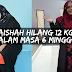 Aishah Hilang 12 KG Berat Badan Dalam Masa 6 Minggu - Gambar Sebelum Dan Selepas