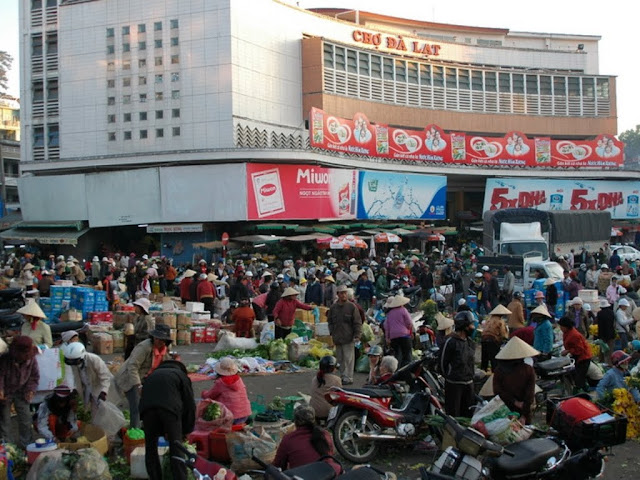 Dalat mercato