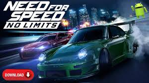 Download Need for Speed No Limits Mod Apk versi 3.5.3 Terbaru