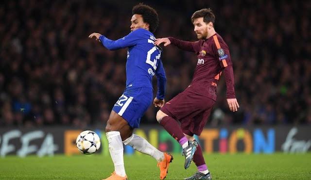 Chelsea Siap Berikan Barcelona Kejutan di Camp Nou