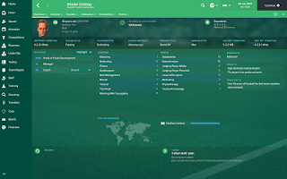 Head of Youth Development For FM17 Youth Academy Challenge
