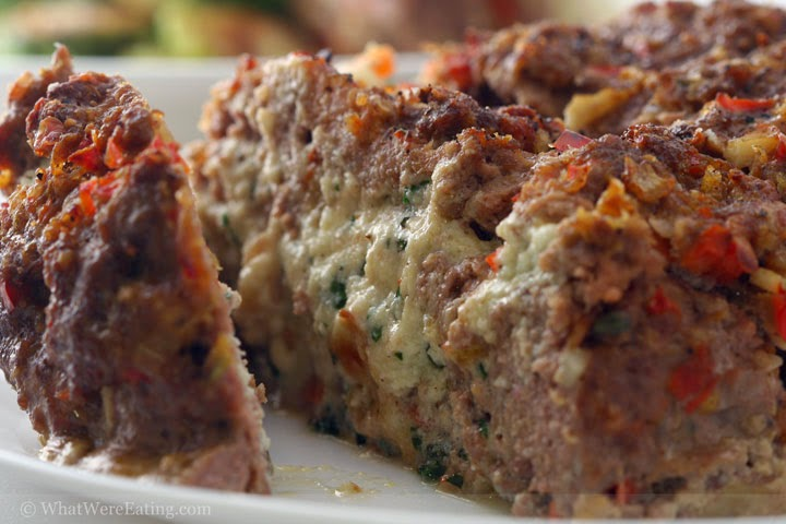 Soul Food Queen Meat Loaf With Stuff Mashed Potatoes