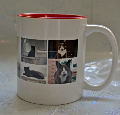 Personalised colourful mug from snapfish -review-