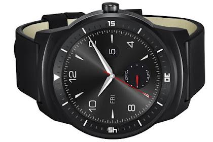 Jam Tangan Pintar LG G Watch R W110: Harga Dan Spesifikasi lengkap 2016