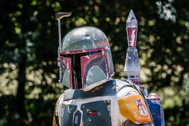 Bounty Hunter, Boba Fett
