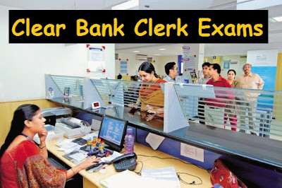 Clear Bank Clerk Exams in First Attempt