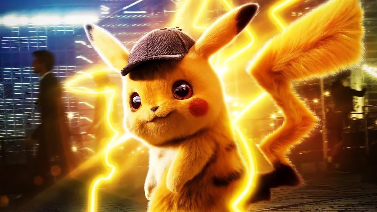 Detective Pikachu, 4K, #16 Wallpaper