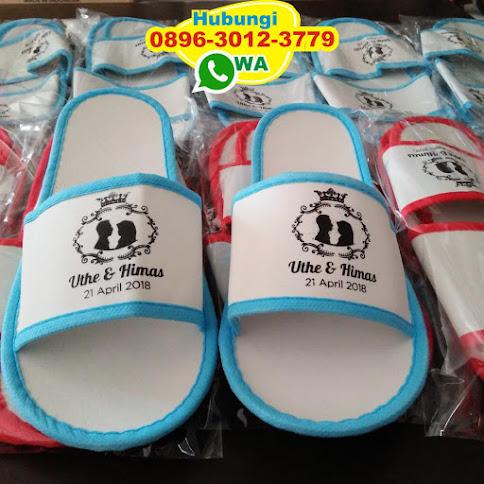 produsen sandal hotel jogja 53552
