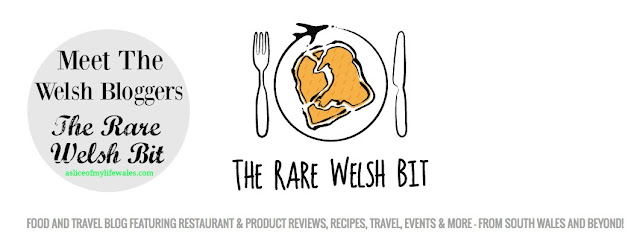 meet the welsh bloggers - a series of interviews with welsh bloggers - The Rare Welsh Bit - a food and travel blog based in South Wales