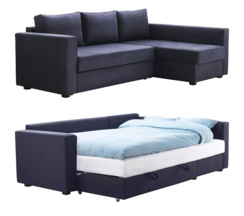 Click Clack Sofa Bed | Sofa chair bed | Modern Leather ...