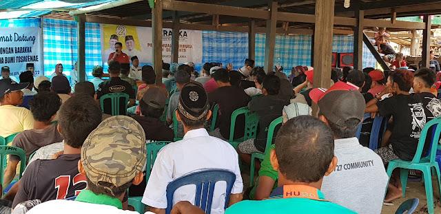 Asmarata : Orang Belawa Sejatinya Pasti Pilih Orang Belawa