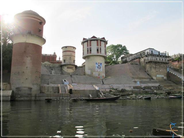 Bhadaini Ghat - Varanasi