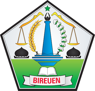 Logo Kabupaten Bireun Aceh
