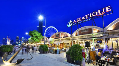 Belanja di Asiatique The Riverfront
