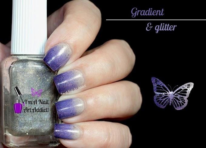 Gradient & Glitter