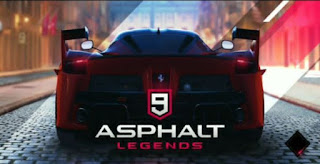 Direct Link to Download Asphalt 9 Legends Mod Apk and Data 1.1.4a
