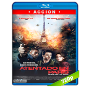 Atentado en París (2016) BRRip 720p Audio Dual Latino-Ingles