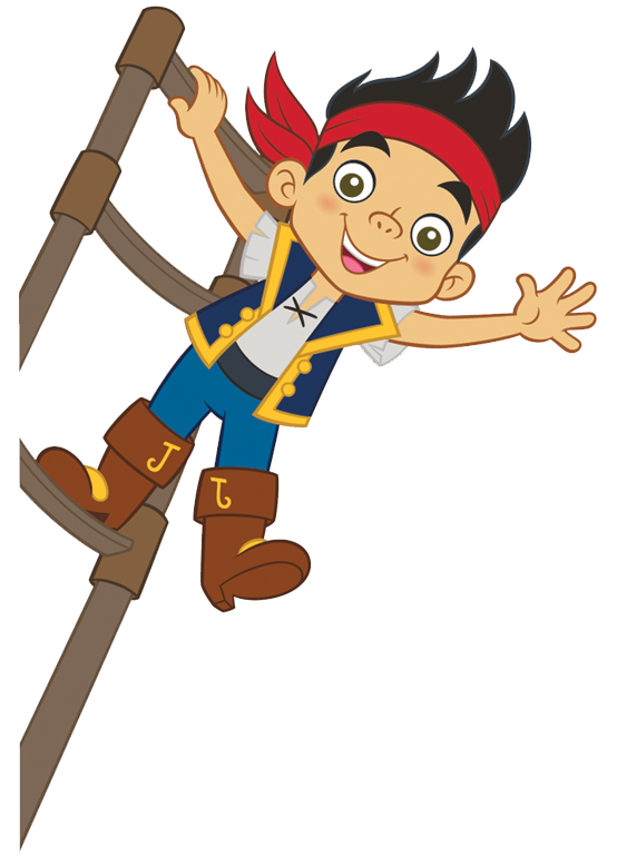 Jake and the neverland pirates map png