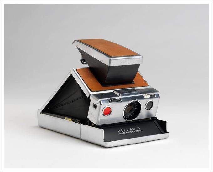 olaroid拍立得相機SX-70