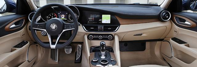 alfa giulia romeo interior coupe release date gtv specs interiors styling carwow auto audi