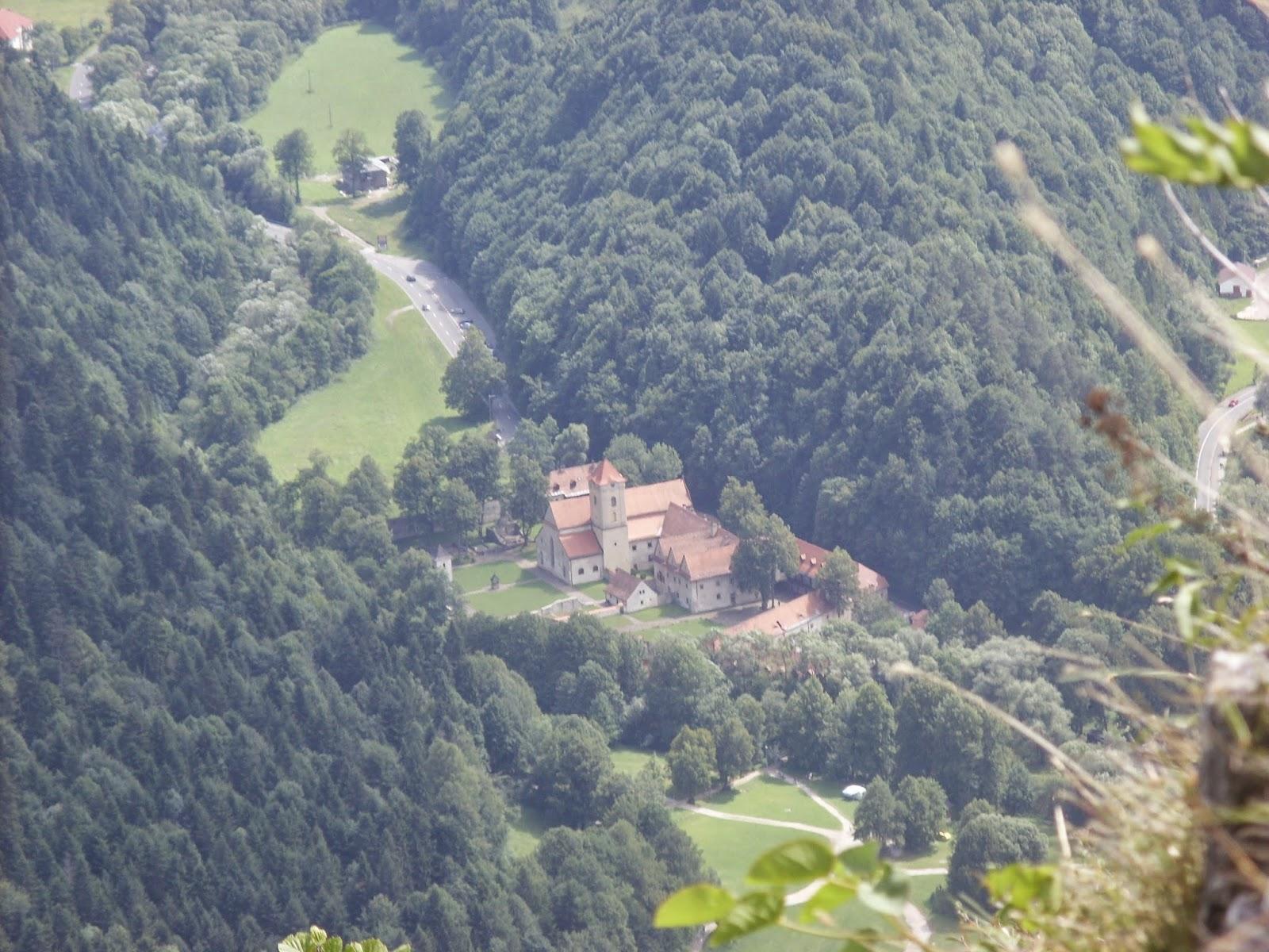 Czerwony Klasztor z Trzech Koron