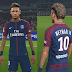 PES 2018 Neymar Jr Tattoos DLC 1.0 Compatible