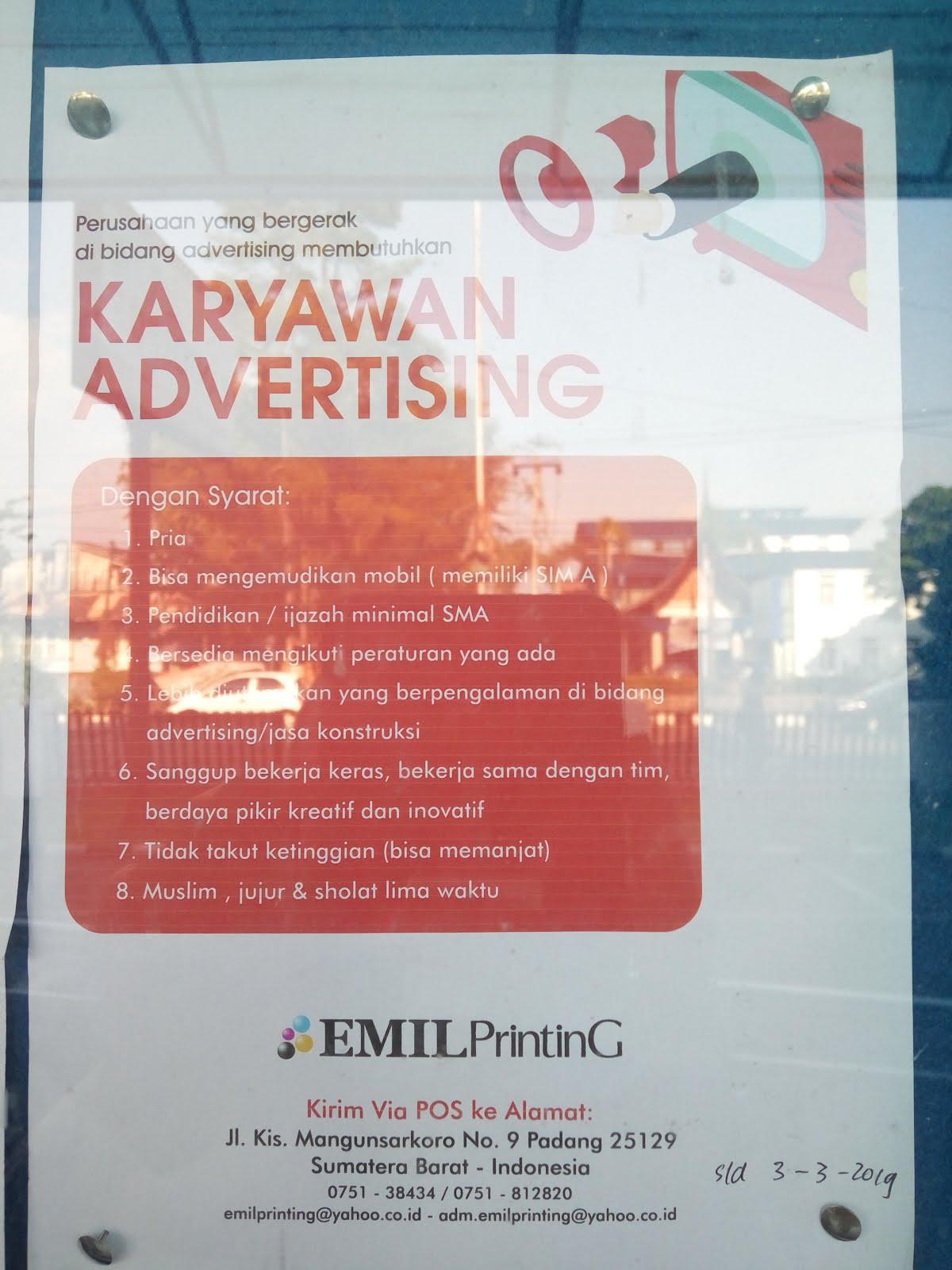Lowongan Kerja Parttime Jogja Lowongan Kerja Spg Jogja City Mall Pulang Kuliah