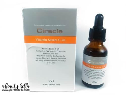 Ciracle Vitamin Source C20
