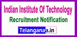 IIT Indian Institute Of Technology-BHU Recruitment Notification 2017