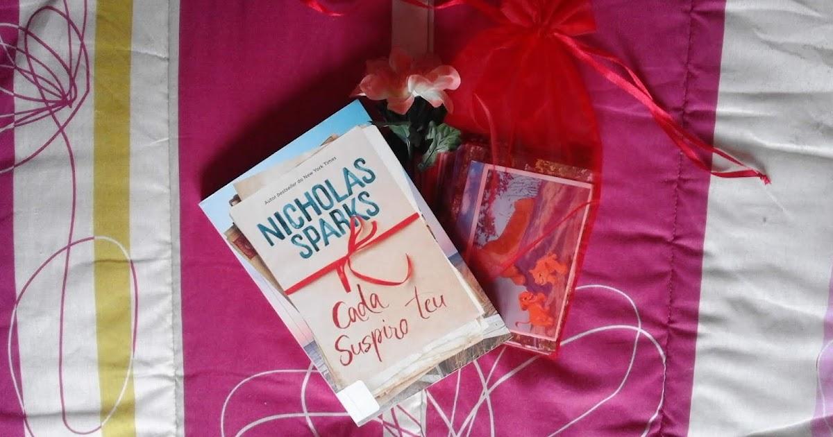 Cada Suspiro Teu por Nicholas Sparks - Portal da Literatura