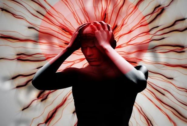 tips kurangkan sakit kepala migrain