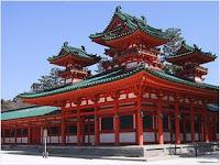 ศาลเจ้าเฮอัน (Heian Shrine)