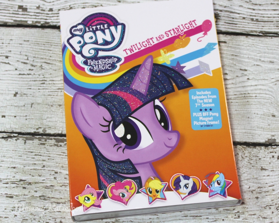 My Little Pony Friendship Is Magic Twilight And Starlight Mommy