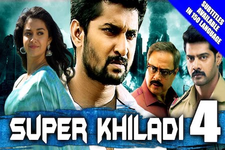 Super Khiladi 4 2018 Hindi Dubbed 300MB HDRip 480p