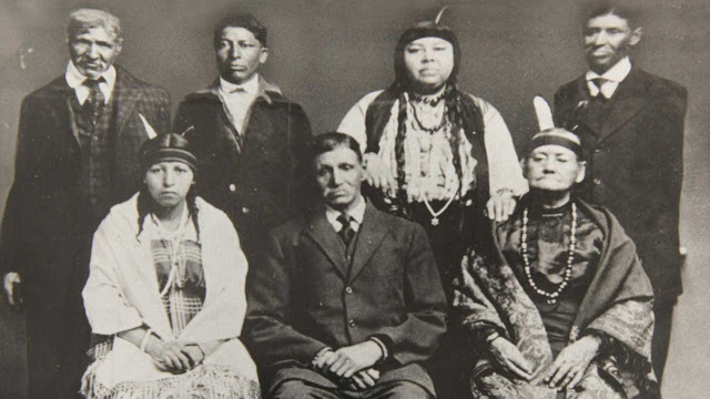 montauk tribe wyandank pharaoh pocohontas