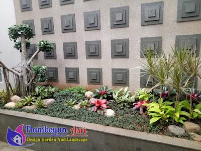 Desain Tukang Taman Minimalis Surabaya
