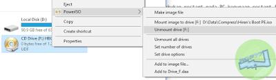 Cara Mount Dan Unmount File .Iso