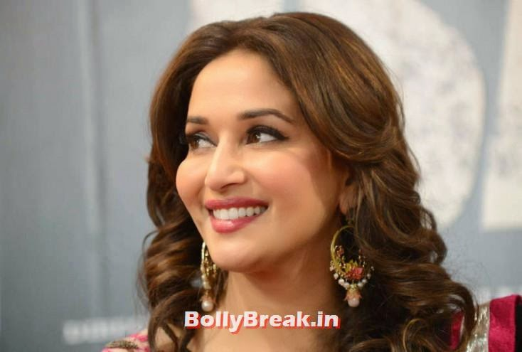 Madhuri Dixit, Bollywood Actresses with Blonde Hair - Bipasha, Kangana, Priyanka, Kareena