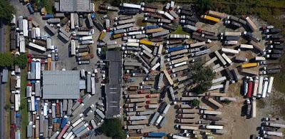 Herança da greve, subsídio a diesel acaba na 2ª; o que dizem caminhoneiros?
