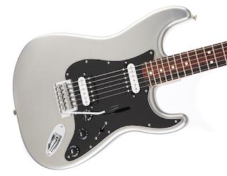 Fender Standar Stratocaster HH