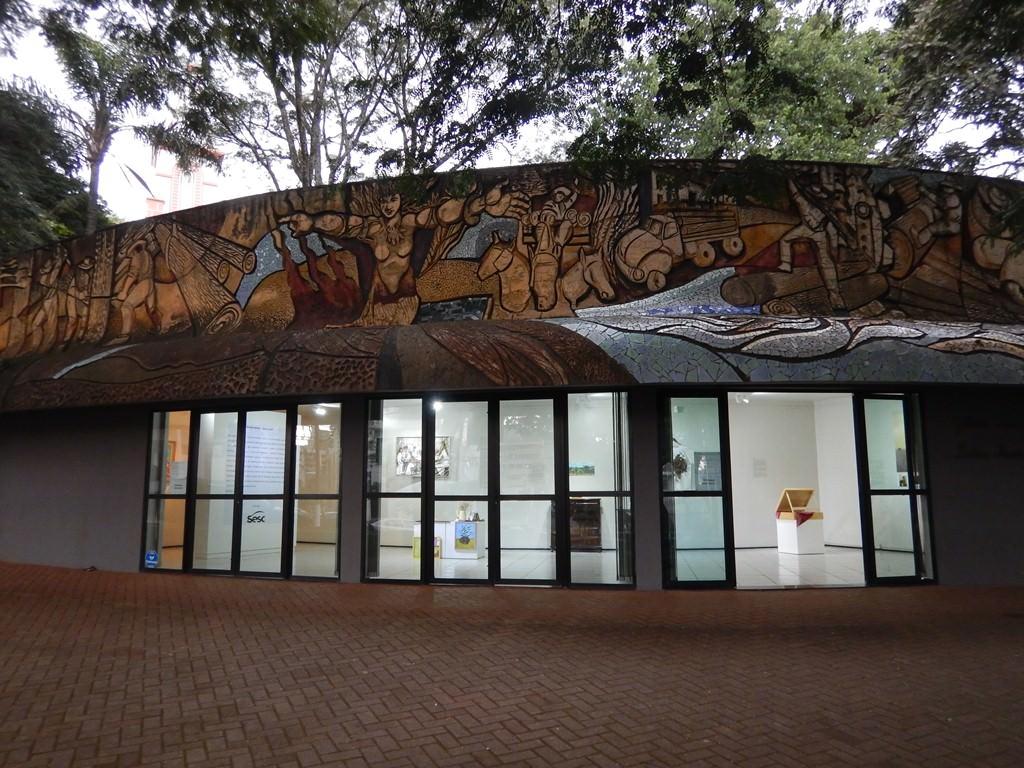 Galeria de Artes Dalme Marie Grando Rauen