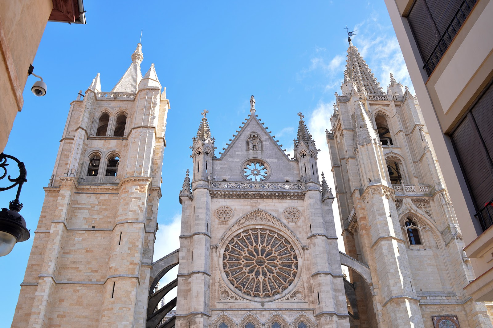catedral leon españa cathedral spain