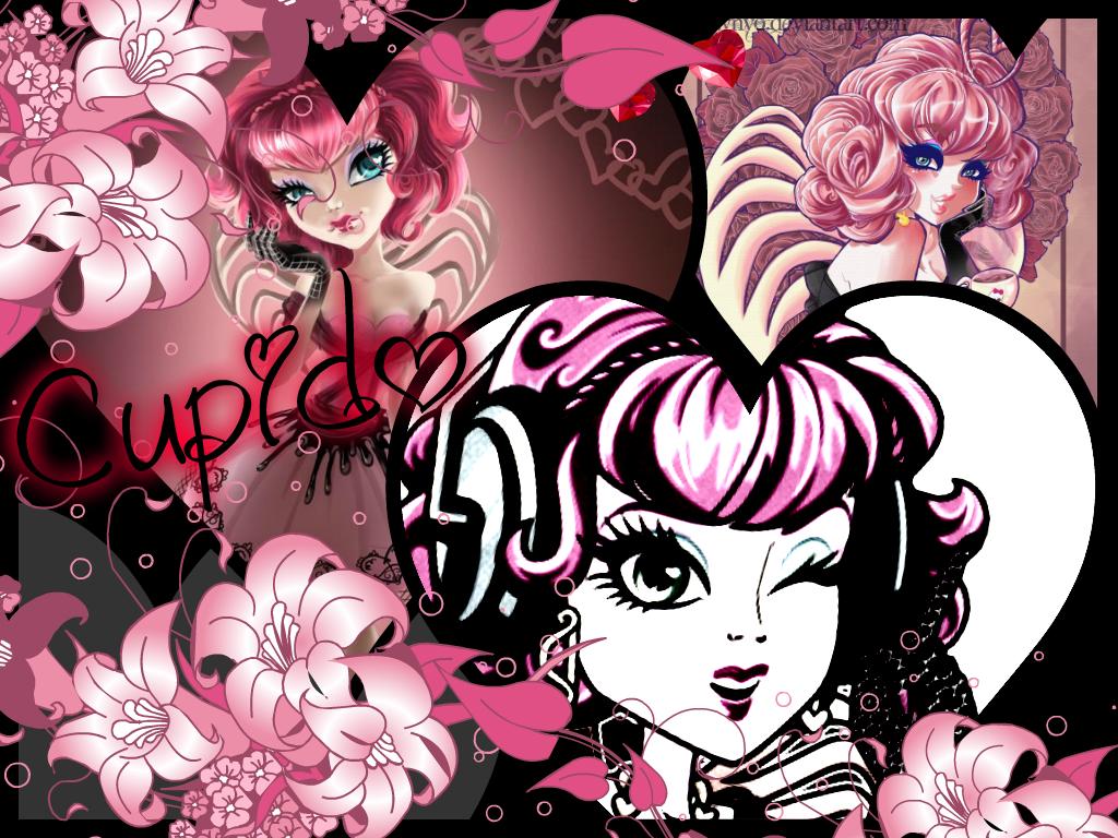 Fondos De Pantalla De Monster High: Fondos De Escritorio De Las Monster High